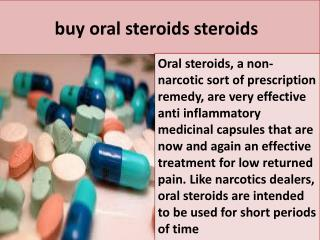 Buy oral steroids on-line at lowest price