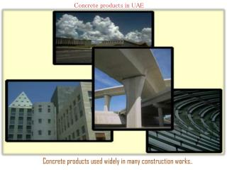 Building Materials in Abu Dhabi
