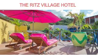 Best Affordable Hotel in Curacao - The Ritz Hotel