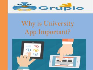 Enhance attendee participation with university apps