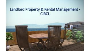Landlord Property & Rental Management - CIRCL