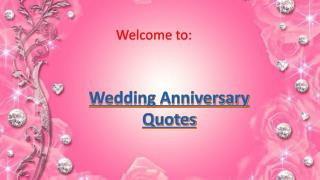 Wedding anniversary wishes-Marriage Anniversary Wishes