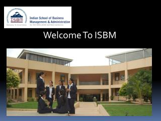 Want To Know Is ISBM Degree Valid