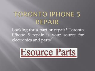iPhone 5 Screen Replacement| iPhone 5 accessories Mississauga