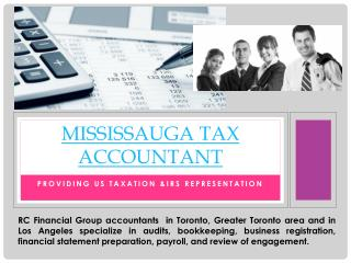 Vaughan Tax Accountant