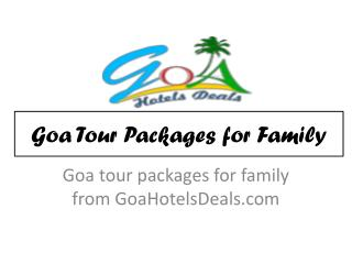 Goa tour Packages has waterway adventure that recharge you