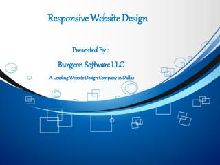 Why You Need a Responsive Website??
