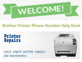 Brother Printer Tech Support Toll  Free 1-800-644-5716