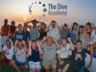 PADI 5 Star Instructor Development Centre