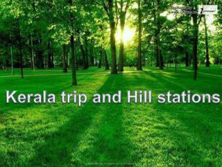 Kerala tour with mind blowing destinations