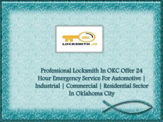 Benefits Of Hiring A Commercial Locksmith OKC