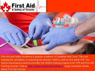 Join Professional CPR Training Program in Toronto Academy