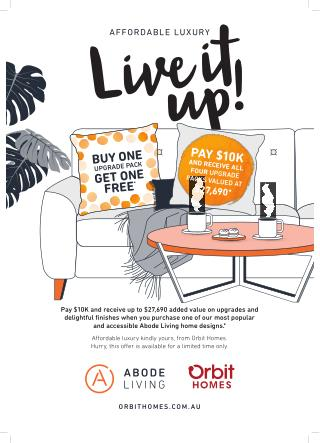 Your Dream Home Now an Affordable Luxury – Live It Up Offer!