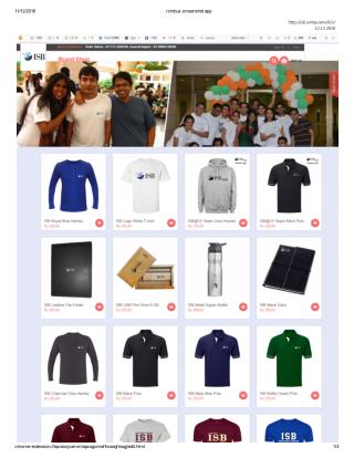 Get Quality Merchandise From Official E-Store