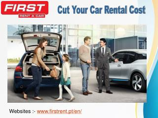 FirstRent - Tips to Cut Your Car Rental Costs