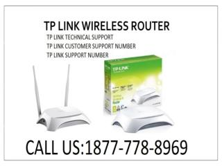 Just Dail |1-877-778-8969 | TP-Link Router Customer  Support  Number