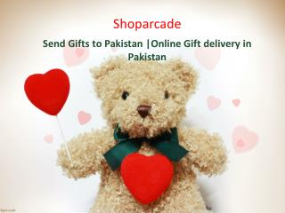 Send Gifts to Pakistan | Gift delivery in Pakistan