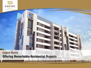1.	Empire Realty – With remarkable residential projects.