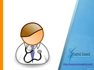 Meet The Cosmetic Sugery Lebanon - Dr. Sami Saad