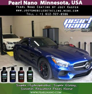 Joey's mobile detailing inc.   complete mobile clean up service in minnesota usa