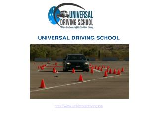 Driving School Lessons & Online Classes Training in Calgary – Universal Driving School