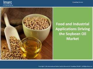 Soybean Oil Market-Global Industry Size, Market Size, Market Share & Trends