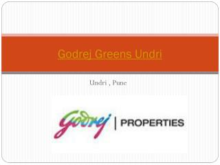 Godrej Greens Undri project in Pune | Godrej Property 9953592848