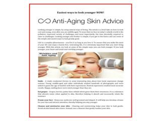 Buy Best Professional Skin Care, Eye, Anti Aging Cream Products
