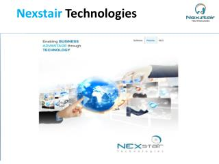 Nexstair Technologies is web and digital marketing services solution company.