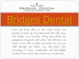 Book Your Appointment with Lithia Dentist | Bridges Dental