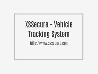 GPS Vehicle Tracking System in India