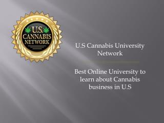 U.S Cannabis University Network