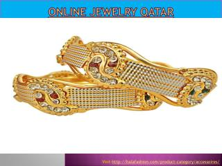 Best Online Jewelry shop in Qatar