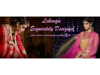 Latest Lehengas Collection | Wedding | Bridal  Wear Lehengas 2016-2017