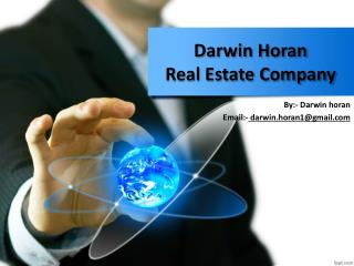 Darwin Horan - Real Estate Company