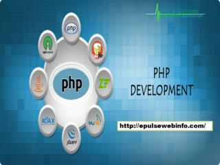 epulsewebinfo.com- Information technology companies in India- Php Web Development Services-Web Development Company In Pu