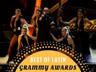 Best of Latin Grammy Awards
