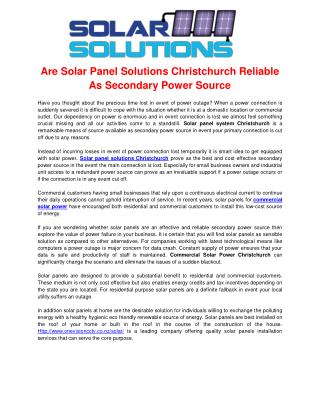 Solar PV Installers