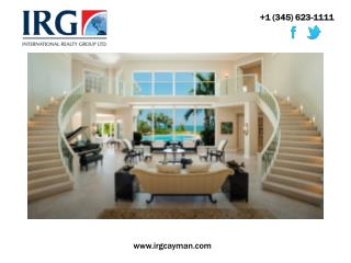 How to choose a globally recognised Cayman Islands real estate company.