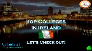 Ireland student visa consultants|Ireland Education Consultants |Study In Ireland| Ireland Overseas Education Consultants
