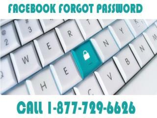 Contact Facebook Password Recovery 1-877-729-6626 for moment assistance.