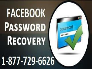 Facebook Forgot Password adequately with the help 1-877-729-6626!