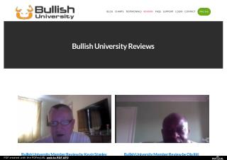 Bullish University Reviews