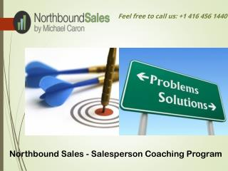 Northbound Sales - Salesperson Coaching Program