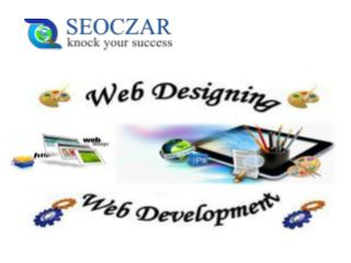 Web designing & development service in Delhi|seoczar