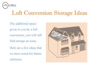 Loft Conversion Storage Ideas – CIRCL