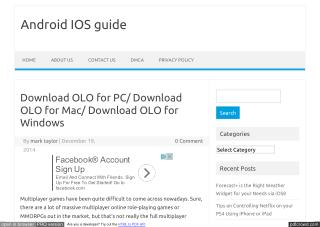Download OLO for PC/ Download OLO for Mac