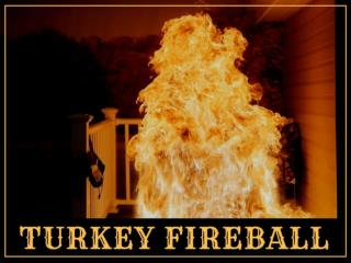 Turkey fireball