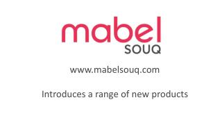 Mabelsouq New Beauty organizers
