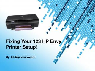 fixing Your 123 HP Printers